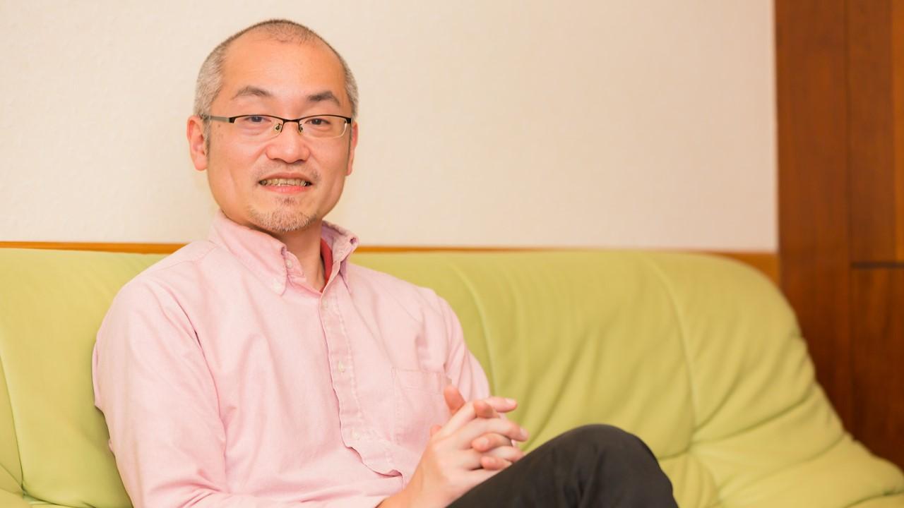 影絵師・中小企業診断士=梅津勝明プロフィール写真です