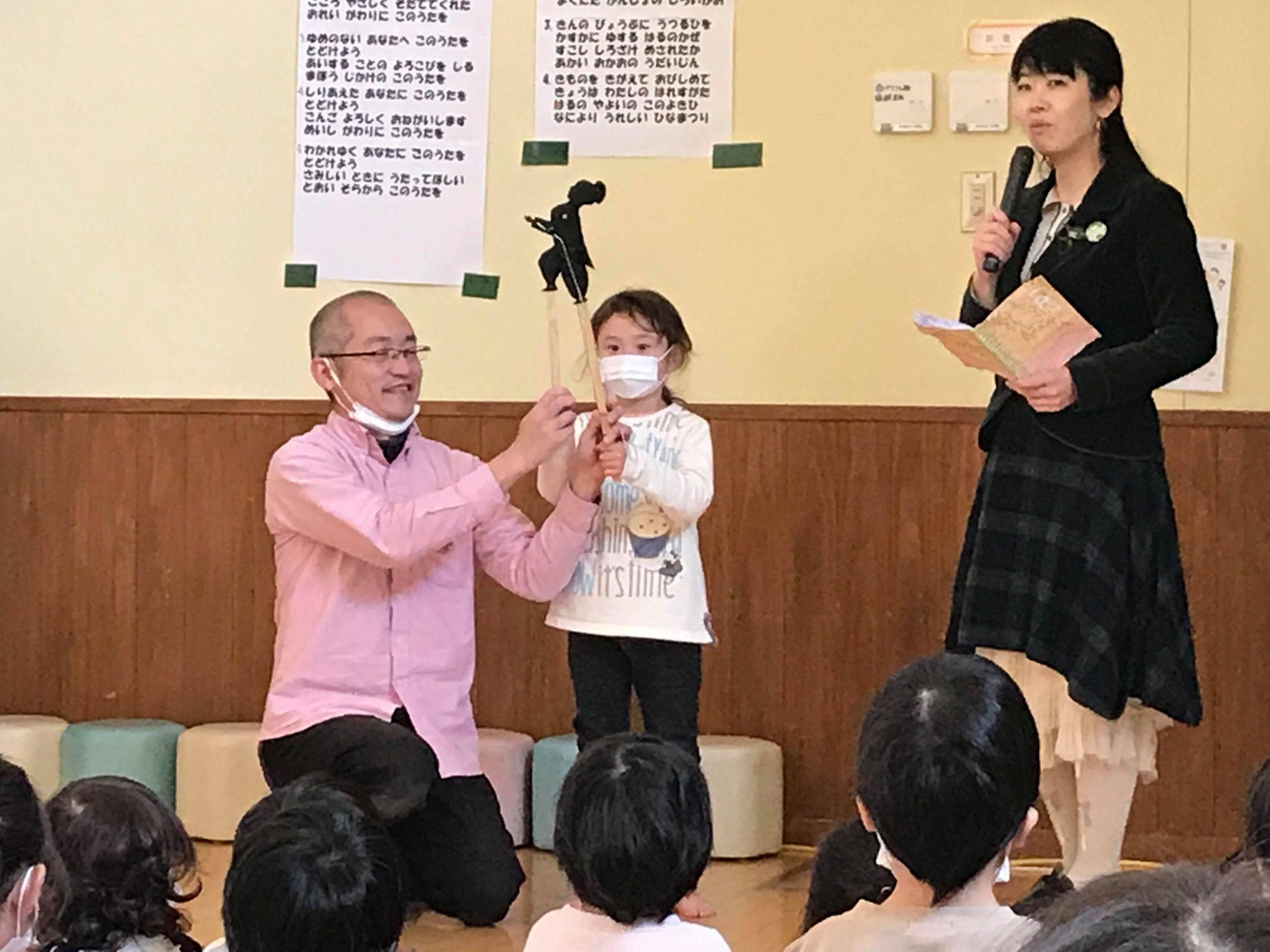えっちゃんとのコラボ公演