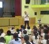 【影絵人形劇】千葉県野田市の子どもたちの声【2年生】